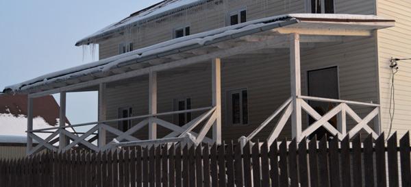 Дом в Ланьшино