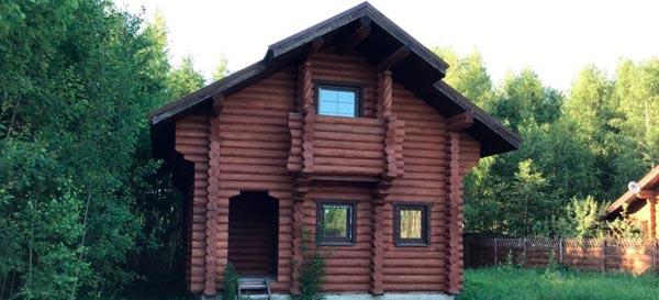 Дом в Велегож Парк Лесное